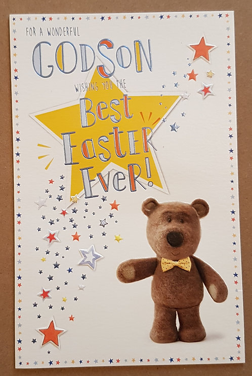 Godson - Easter Greeting Card