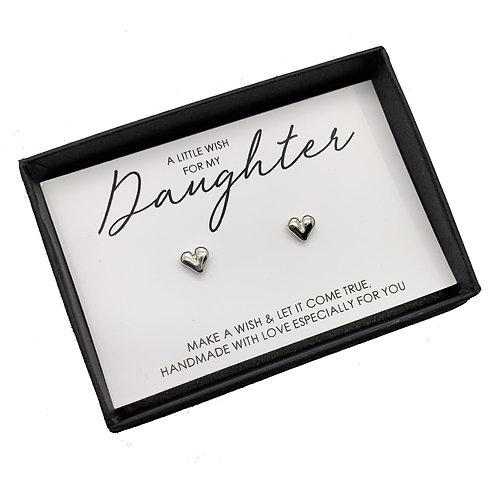 WishStrings Earrings - Daughter
