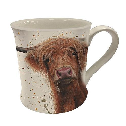 Bree Merryn Mug Betsy Highland Cow