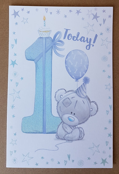 1 Today Birthday Card - Me to You
