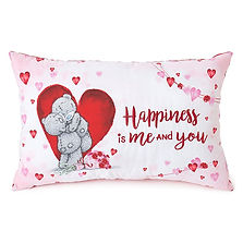valentines day scatter cushion me to you