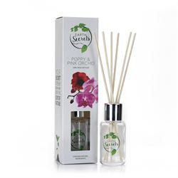 Ashleigh & Burwood Earth Secrets Reed DiffuserPoppy & Pink Orchid