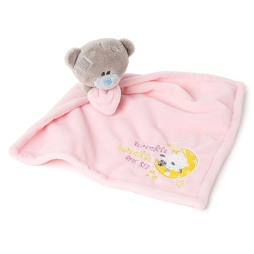 Baby Girl's Pink Comforter - Me to You