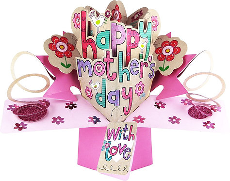 Pop Up Card - Mother's Day