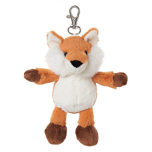 Jasper The Fox All Creatures Plush Keyring