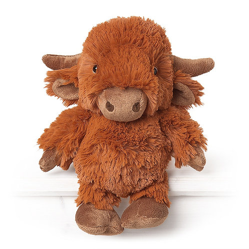 Hamish The Highland Cow All Creatures Plush