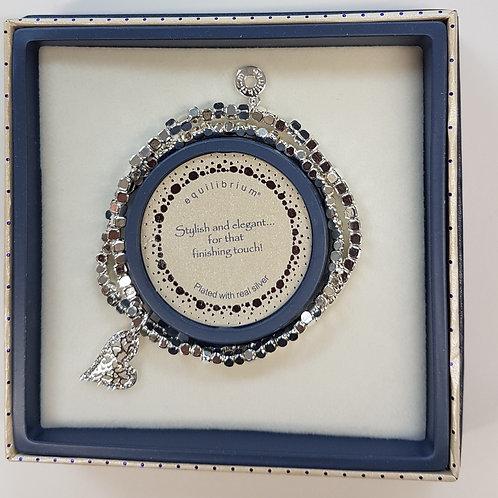 Silver Duel Bracelet