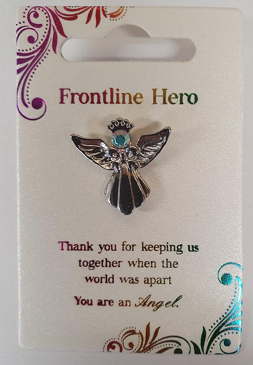 Guardian Angel Pin - Frontline Hero