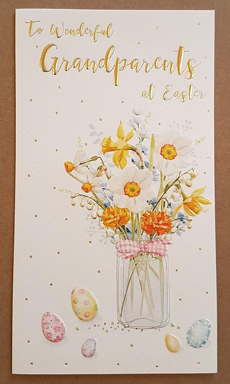 Grandparents - Easter Greeting Card