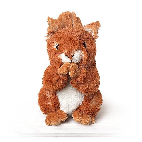 Rupert The Squirrel All Creatures Plush