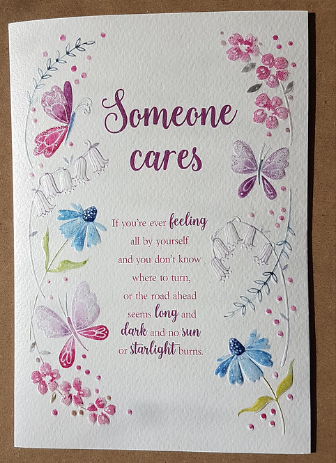 Eternal Range - Someone Cares Card