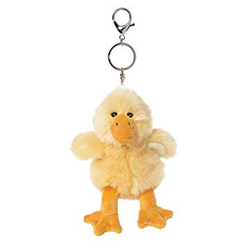 All Creatures Oliver The Duck Keyring