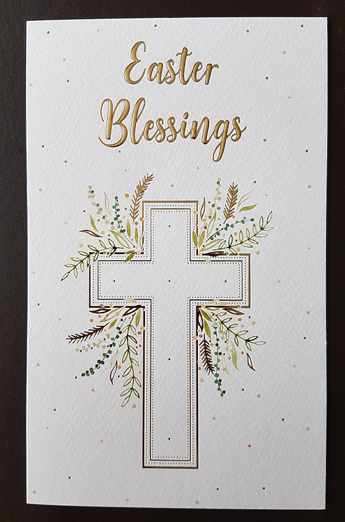 Easter Blessing - Easter Greeting Card