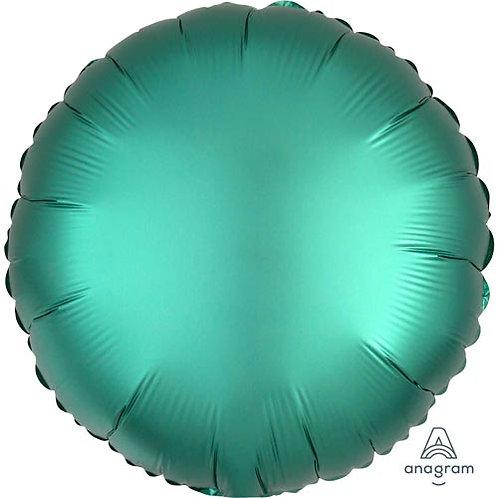 """18"""" Jade Round -  Anagram Balloon - Helium Filled"""