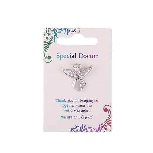 Guardian Angel Pin - Special Doctor