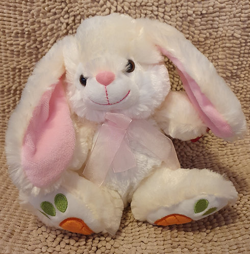 Bunny Rabbit Soft Toy - Pink