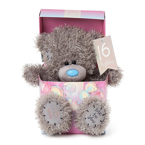 16 Me To You Teddy Plush
