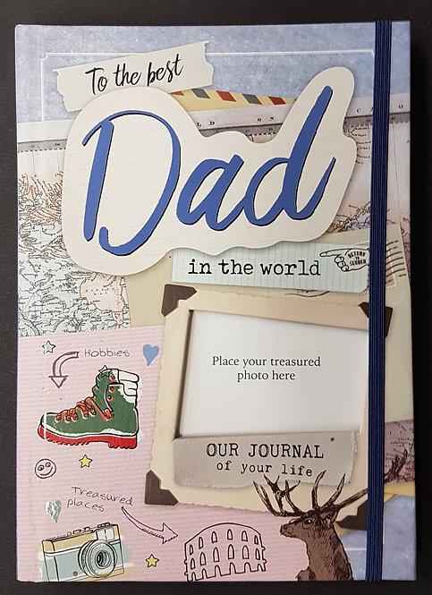 Dad Memory Journal