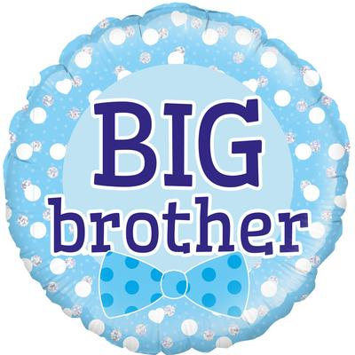 "18"" Big Brother Balloon - Helium Filled"