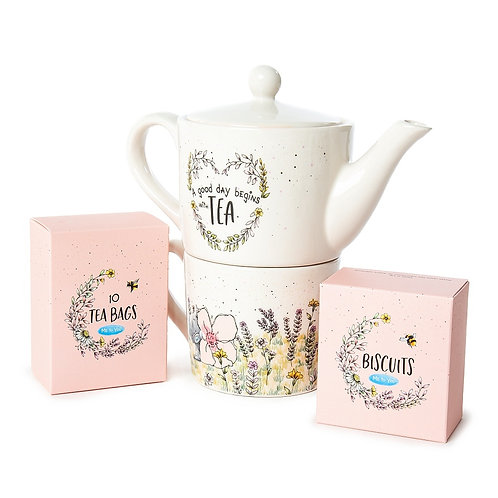 Tea For One Gift Set Me To You Tatty Teddy
