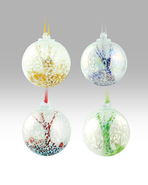 Friendship Ball Tree Of Life By Nobile Glassware