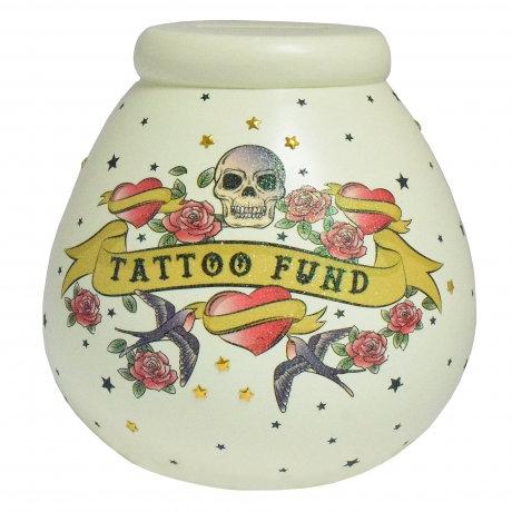 Tattoo Fund - Pots of Dreams