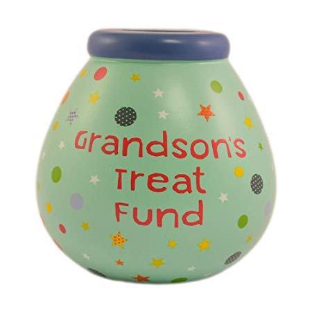 Grandsons Treat Fund - Pots of Dreams