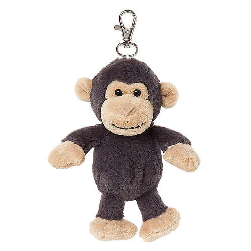 All Creatures Kokomo The Chimpanzee Keyring