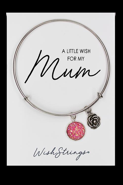 WishStrings Bangle - Mum