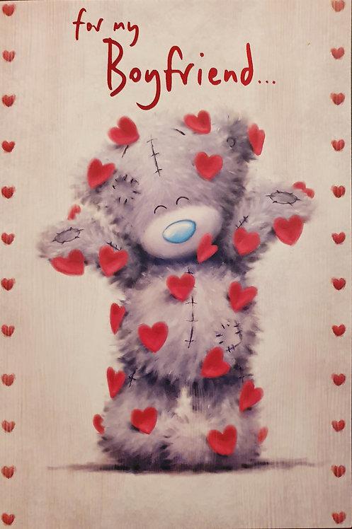 Boyfriend Me to You Valentine's Day Card