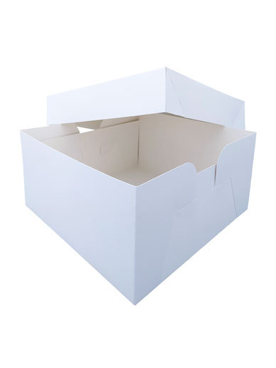 10 Inch Square Cake Box
