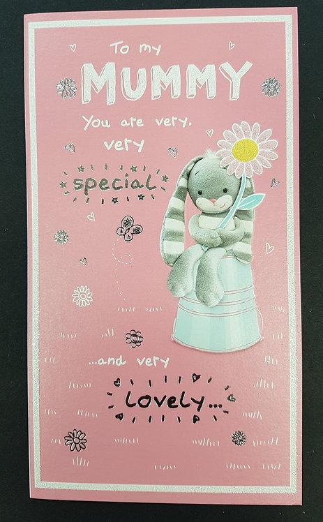 Mummy Birthday Card