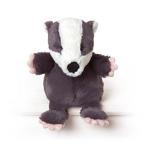 All Creatures Milton The Badger Plush Teddy