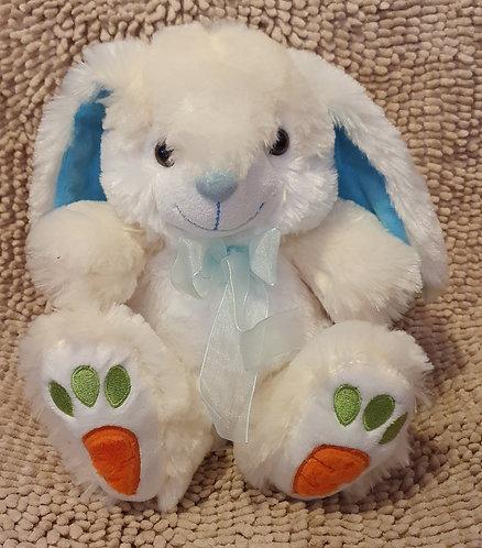 Bunny Rabbit Soft Toy - Blue
