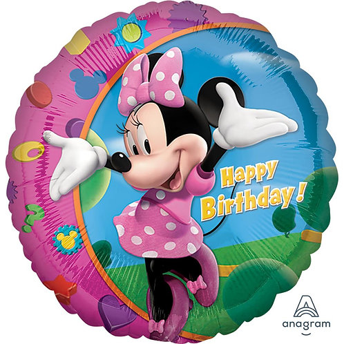 """18"""" Minnie Mouse - Helium Filled"""