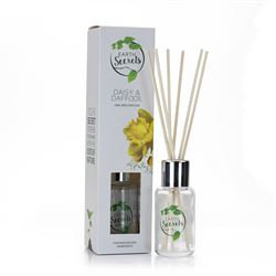 Ashleigh & Burwood Earth Secrets Reed Diffuser Daisy & Daffodil