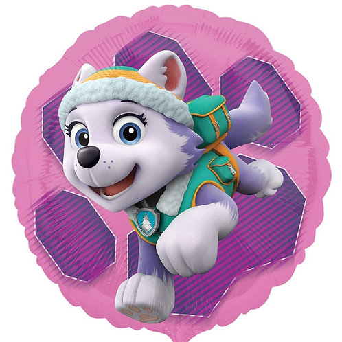 """18"""" Paw Patrol Skye And Everest - Helium Filled"""