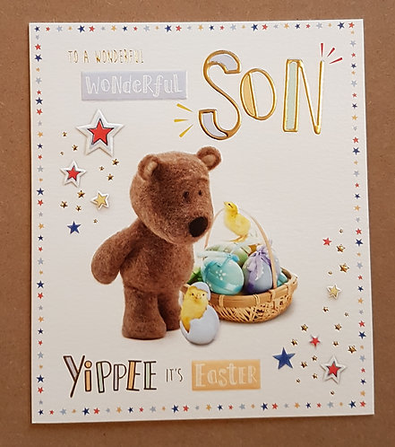 Son - Easter Greeting Card