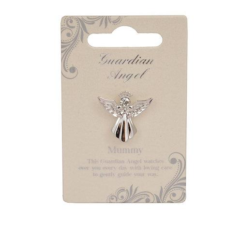 Guardian Angel Pin - Mummy