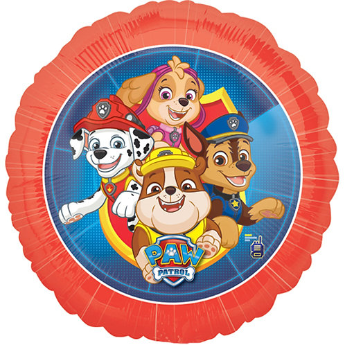 "18"" Paw Patrol Balloon - Helium Filled"