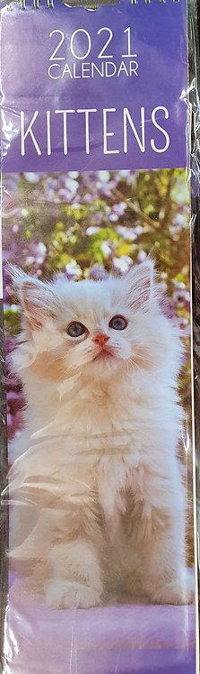 2021 Calendar and Pocket Diary Set- Kittens