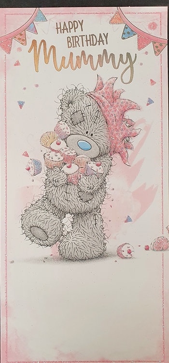 Mummy Birthday Card - Me To you