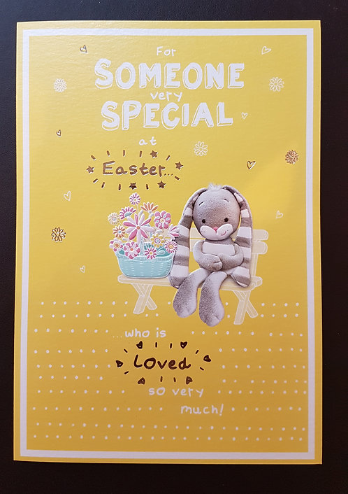 Someone Special - Easter Greeting Card
