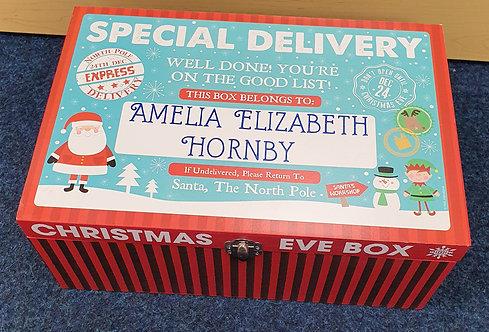 Personalised Christmas Eve Box - Santa