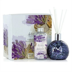 Reed Diffuser Gift Set All Because & Country Lavender Ashleigh & Burwood