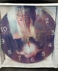 Gwendydd Glass Wall Clock