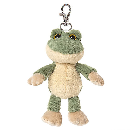 All Creatures Floyd The Frog Plush Keyring
