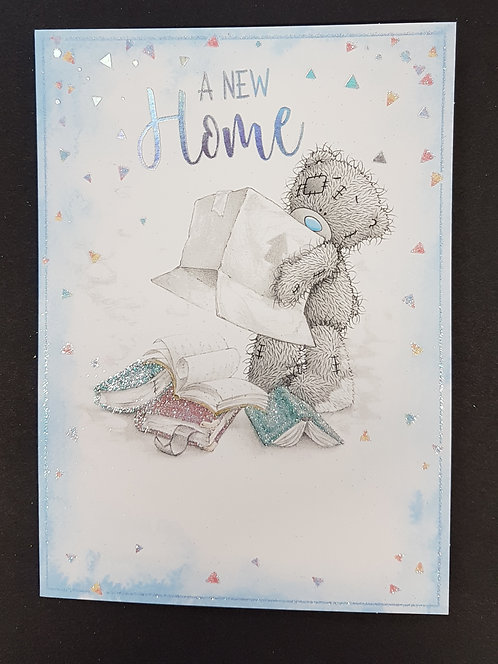 New Home - Me to You Greeting Card