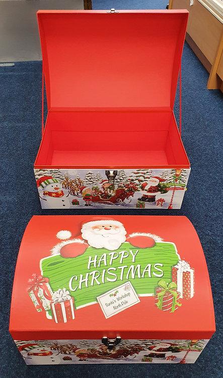 Childrens' Christmas Chest Gift Box