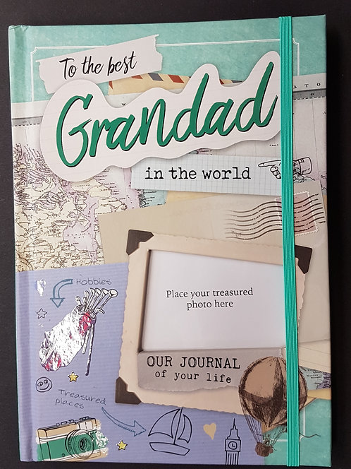 Grandad Memory Journal